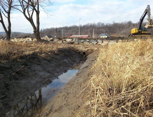 Validation du statut d'un cours d'eau ou d'un fossé