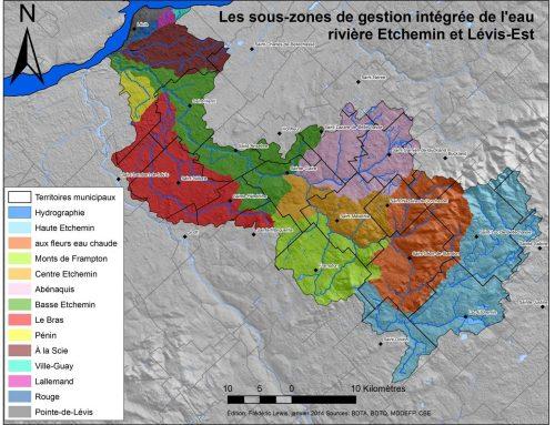 Consultation publique – Conseil de bassin de la rivière Etchemin (2014)