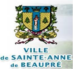 Ville de Sainte-Anne-de-Beaupré