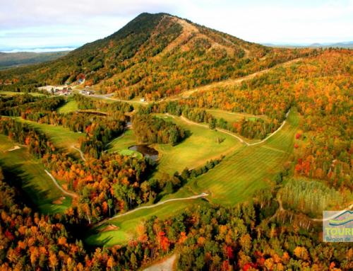 Complexe récréotouristique au Mont Adstock (2016-2020)