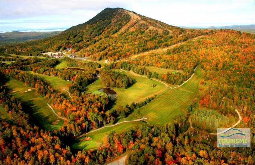 Projet de villégiature verte au Mont Adstock (2016-2017)