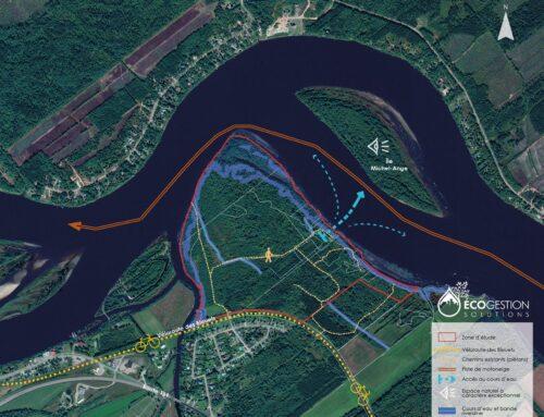 Parc écotouristique de la rivière à l'Ours à Saint-Prime (2021)